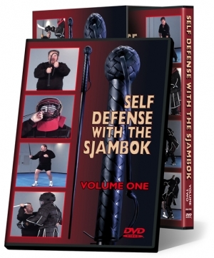 DVD Cold Steel - Self Defense with the Sjambok
